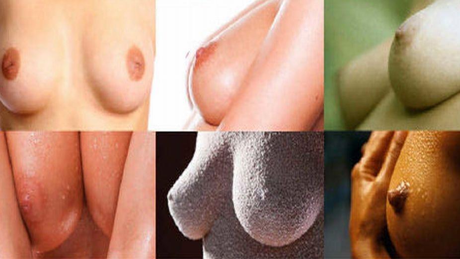 bare damenumser stor bryster