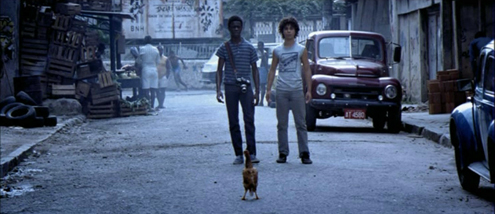 En scene fra City of God.