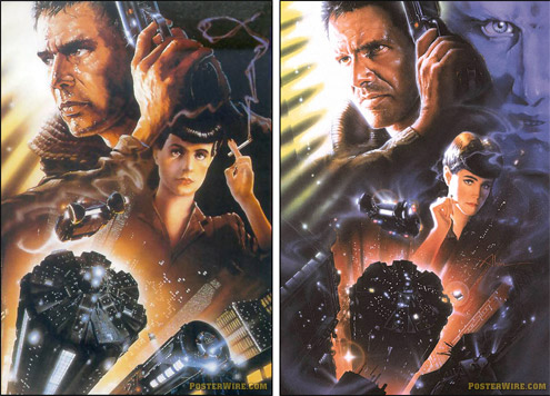 Bladerunner plakat alternativ.