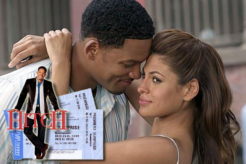 Hitch, Will Smith og Eva Mendes