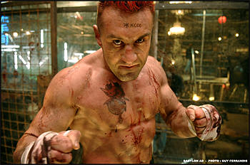 Jérome le Banner Scene from Babylon A.D. (2008).