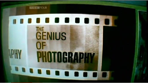 BBC 4's The Genius of Photography on YouTube